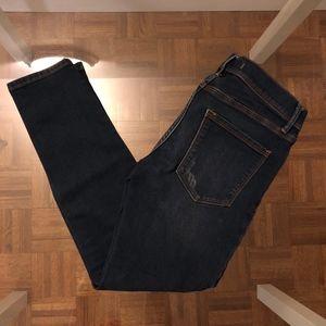 Free People Jeans - Free People Ankle Cut Skinny Jeans